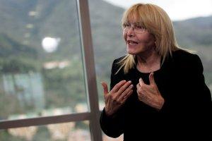 Luisa Ortega Díaz pidió asilo político en España