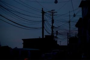 Tachirenses no ven luz: Deben soportar de dos a seis cortes de energía diarios