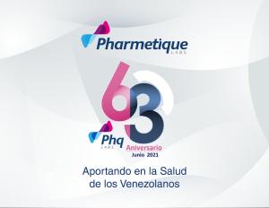 Pharmetique Labs: 63 años aportando en la Salud de los Venezolanos