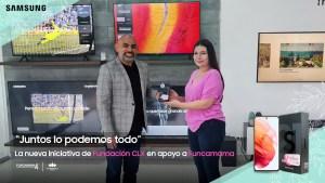 """""""Juntos lo podemos todo"""" la nueva iniciativa de Fundación CLX en apoyo a Funcamama"""