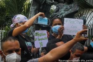 Pacientes renales temen más muertes ante la falta de trasplantes en Venezuela