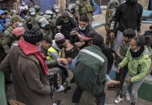 Cidh pide urgentemente a Chile tomar medidas para proteger a los migrantes venezolanos