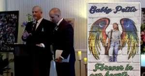 """""""La persona más increíble"""": Familiares y amigos dieron el último adiós a Gabby Petito"""