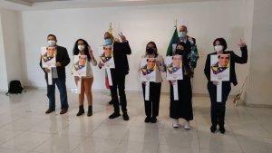Delegación del régimen de Maduro arriba nuevamente a México (Fotos)
