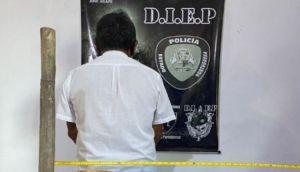 Sexagenario detenido en Portugesa por matar a palazos al perro de una vecina