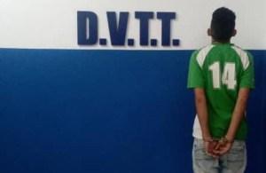 Policía de Carabobo recapturó a un fugado de la cárcel de Tocuyito (Foto)