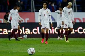 La Vinotinto pagó caro los errores defensivos con derrota ante Chile