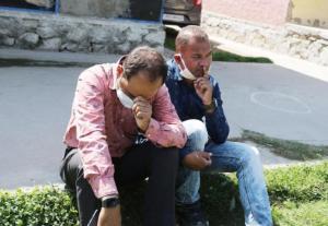 Terrible: Terroristas asesinaron a tiros a dos personas y desatan la guerra contra civiles en India