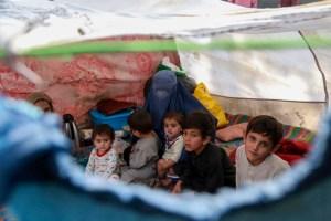 Cerca de 23 millones de afganos están amenazados por una grave crisis alimentaria