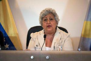 El País: Tibisay Lucena, del Poder Electoral venezolano al Gabinete de Maduro