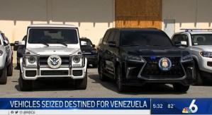 InSight Crime: Venezuela es la meca de los autos de lujo robados