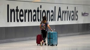 UK eases travel restrictions further by slashing 'red list'